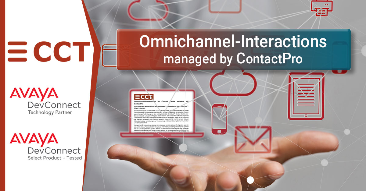 ContactPro Helps Customers Master Omnichannel Interactions in the Contact Center
